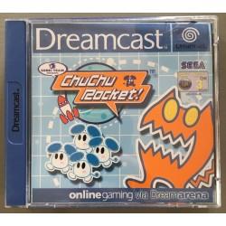 DC CHUCHU ROCKET - Jeux Dreamcast au prix de 4,95€