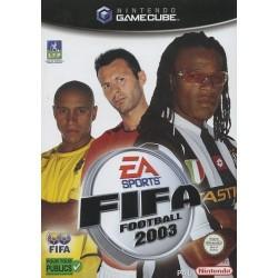 GC FIFA 2003 - Jeux GameCube au prix de 0,95€