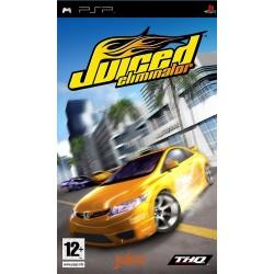 PSP JUICED ELIMINATOR - Jeux PSP au prix de 6,95€