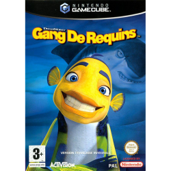 GC GANG DE REQUINS - Jeux GameCube au prix de 5,95€