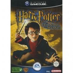 GC HARRY POTTER ET LA CHAMBRE DES SECRETS - Jeux GameCube au prix de 9,95€