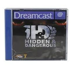 DC HIDDEN ET DANGEROUS - Jeux Dreamcast au prix de 14,95€