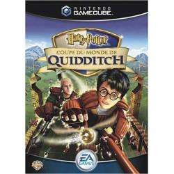 GC HARRY POTTER COUPE DU MONDE DE QUIDDITCH - Jeux GameCube au prix de 7,95€