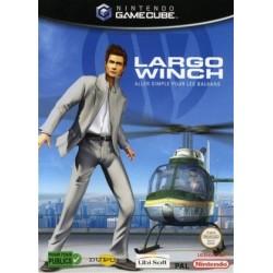 GC LARGO WINCH ALLER SIMPLE POUR LES BALKANS - Jeux GameCube au prix de 4,95€