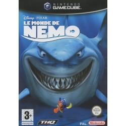 GC LE MONDE DE NEMO - Jeux GameCube au prix de 6,95€