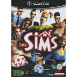GC LES SIMS - Jeux GameCube au prix de 4,95€