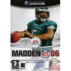 GC MADDEN NFL 2006 - Jeux GameCube au prix de 5,95€