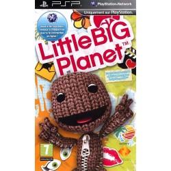 PSP LITTLE BIG PLANET - Jeux PSP au prix de 4,95€