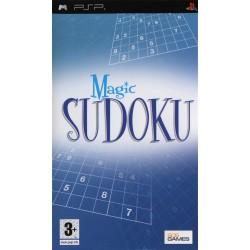 PSP MAGIC SUDOKU - Jeux PSP au prix de 4,95€
