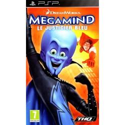 PSP MEGAMIND LE JUSTICIER BLEU - Jeux PSP au prix de 6,95€