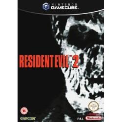 GC RESIDENT EVIL 2 (IMPORT UK) - Jeux GameCube au prix de 44,95€