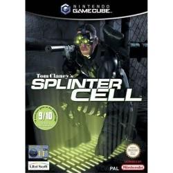 GC SPLINTER CELL - Jeux GameCube au prix de 4,95€