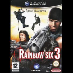 GC RAINBOW SIX 3 - Jeux GameCube au prix de 6,95€