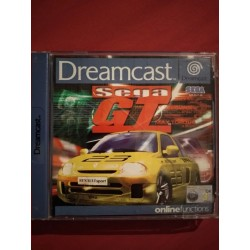 DC SEGA GT - Jeux Dreamcast au prix de 9,95€