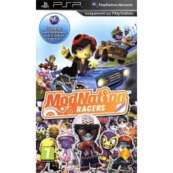 PSP MODNATION RACERS - Jeux PSP au prix de 5,95€