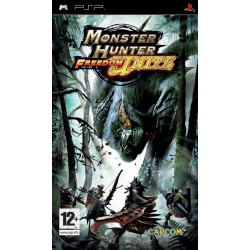 PSP MONSTER HUNTER FREEDOM UNITE - Jeux PSP au prix de 6,95€