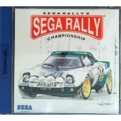 DC SEGA RALLY 2 - Jeux Dreamcast au prix de 9,95€