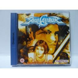 DC SOULCALIBUR - Jeux Dreamcast au prix de 14,95€