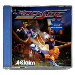 DC TRICKSTYLE - Jeux Dreamcast au prix de 6,95€