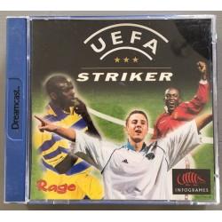 DC UEFA STRIKER - Jeux Dreamcast au prix de 3,95€