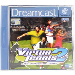 DC VIRTUA TENNIS 2 - Jeux Dreamcast au prix de 9,95€