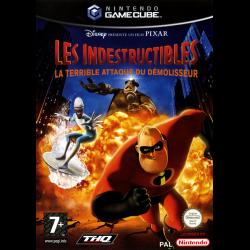 GC LES INDESTRUCTIBLES LA TERRIBLE ATTAQUE DU DEMOLISSEUR - Jeux GameCube au prix de 4,95€