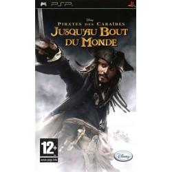 PSP PIRATES DES CARAIBES JUSQU AU BOUT DU MONDE - Jeux PSP au prix de 6,95€