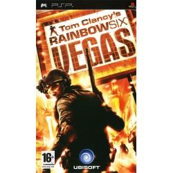 PSP RAINBOW SIX VEGAS - Jeux PSP au prix de 5,95€
