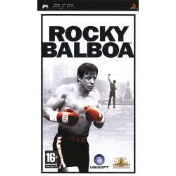 PSP ROCKY BALBOA - Jeux PSP au prix de 8,95€
