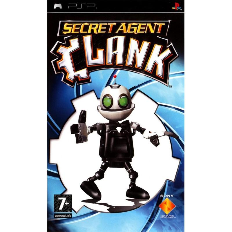 PSP SECRET AGENT CLANK - Jeux PSP au prix de 6,95€