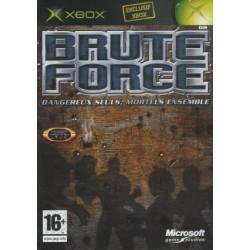 XB BRUTE FORCE - Jeux Xbox au prix de 4,95€