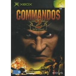 XB COMMANDOS 2 MEN OF COURAGE - Jeux Xbox au prix de 4,95€