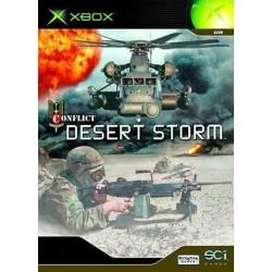 XB CONFLICT DESERT STORM - Jeux Xbox au prix de 5,95€