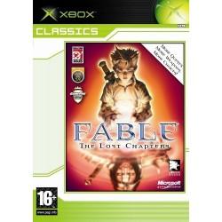 XB FABLE THE LOST CHAPTERS - Jeux Xbox au prix de 6,95€