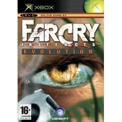 XB FAR CRY INSTINCTS EVOLUTION - Jeux Xbox au prix de 5,95€