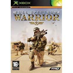 XB FULL SPECTRUM WARRIOR - Jeux Xbox au prix de 4,95 €