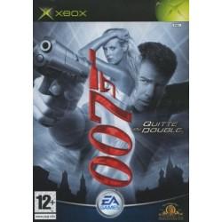 XB JAMES BOND 007 QUITTE OU DOUBLE - Jeux Xbox au prix de 4,95€