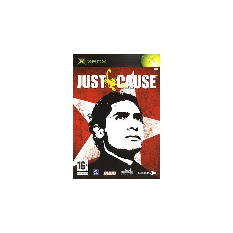 XB JUST CAUSE - Jeux Xbox au prix de 9,95€