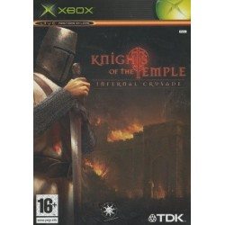 XB KNIGHTS OF THE TEMPLE INFERNAL CRUSADE - Jeux Xbox au prix de 6,95 €