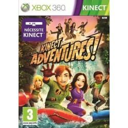 X360 KINECT ADVENTURES - Jeux Xbox 360 au prix de 3,95€
