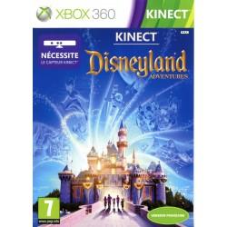 X360 KINECT DISNEYLAND ADVENTURES - Jeux Xbox 360 au prix de 6,95€