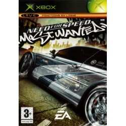 XB NEED FOR SPEED MOST WANTED - Jeux Xbox au prix de 6,95€