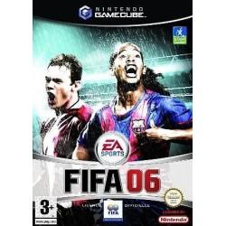 GC FIFA 2006 - Jeux GameCube au prix de 3,95€