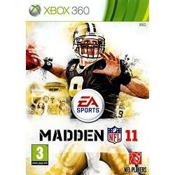 X360 MADDEN 11 - Jeux Xbox 360 au prix de 6,95€