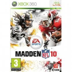 X360 MADDEN NFL 10 - Jeux Xbox 360 au prix de 4,95€