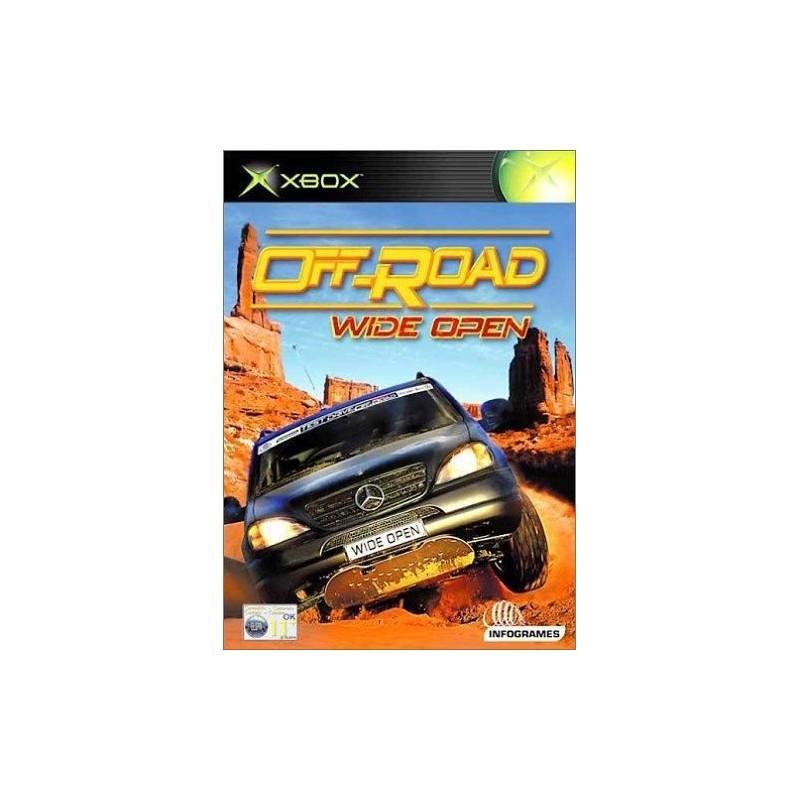 XB OFF ROAD WIDE OPEN - Jeux Xbox au prix de 6,95€