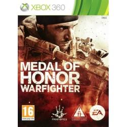 X360 MEDAL OF HONOR WARFIGHTER - Jeux Xbox 360 au prix de 6,95€