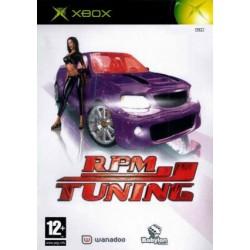 XB RPM TUNNING - Jeux Xbox au prix de 5,95€