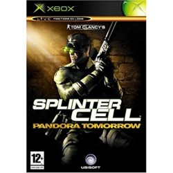 XB SPLINTER CELL PANDORA TOMORROW - Jeux Xbox au prix de 5,95€