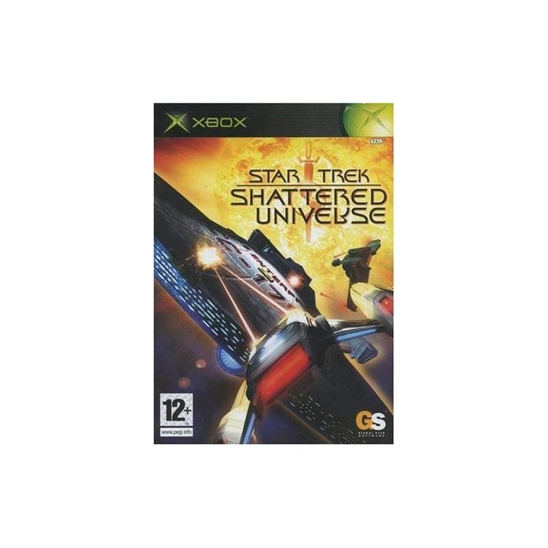 XB STAR TREK SHATTERED UNIVERSE - Jeux Xbox au prix de 4,95€